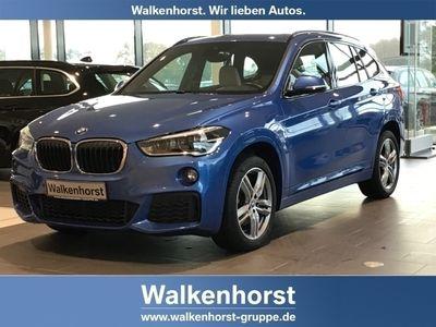 gebraucht BMW X1 sDrive18d M Sport LED Driv.Ass. Navi Panorama HiFi