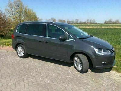 gebraucht VW Sharan 2.0 TDI DSG E Schiebetüren AHK