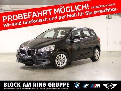 gebraucht BMW 218 Active Tourer als Van/Kleinbus in Braunschweig