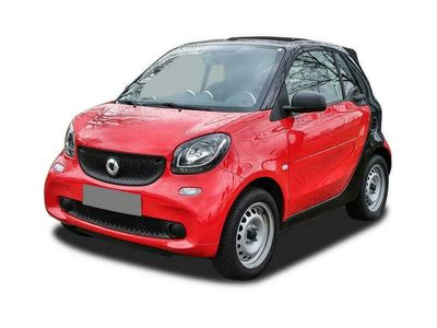gebraucht Smart ForTwo Cabrio ForTwo TEMPOMAT+LED-TAGFAHRL.+AUTOM