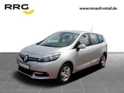 gebraucht Renault Grand Scénic III dCi 110 dCi EDC Paris Automatik
