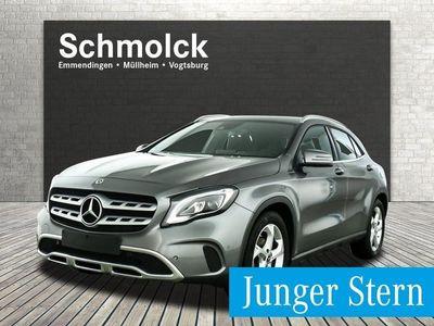 gebraucht Mercedes GLA200 Urban+Business-P+LED+AHK+Media-Display+