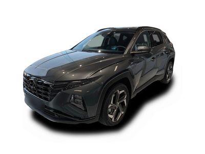 "gebraucht Hyundai Tucson 1.6 T AT PHEV 4WD Navi PDC 19"" Klimaauto"