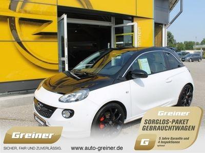 gebraucht Opel Adam 1.4 S DAB+|AUTOM.PARKASSISTENT|BLUETOOTH