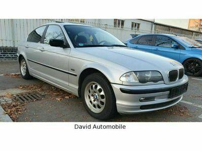 gebraucht BMW 323 i*Klima*SD*2,5 i*D 4*