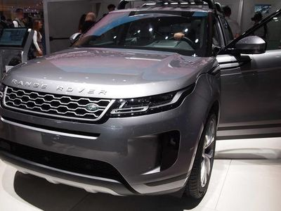 gebraucht Land Rover Range Rover R-DYNAMIC Evoque*D165* R-DYNAMIC*...