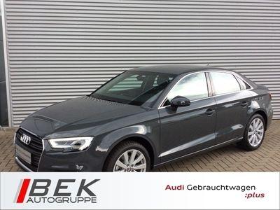 gebraucht Audi A3 Limousine Design 1.5 TFSI LED, AHV, BLUETOOTH, EINPARKHILFE KLIMA ALU