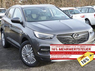 gebraucht Opel Grandland X 1.2 130 Aut Inno Navi LED in Achern