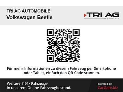 gebraucht VW Beetle Cabriolet Exclusive Sport BMT 2.0 TSI Start-Stopp Leder Kurvenlicht PDCv+h