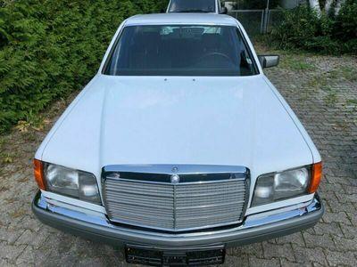 gebraucht Mercedes 260 SE Automatik 1. Hand nur 137.000 km