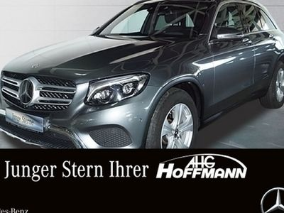 gebraucht Mercedes GLC350 d 4MATIC Exclusive+Comand+Distronic