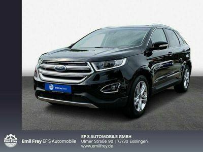 gebraucht Ford Edge 2.0 TDCi Bi-Turbo 4x4 Titanium*LED/ACC/Business*