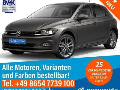 gebraucht VW Polo Highline Ready2Discover Plus (D4) 1.0 TSI OPF DSG 95 (D4 Promo)