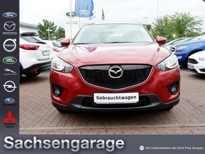 gebraucht Mazda CX-5 2.2 SKYACTIV-D Center-Line Navi PDC v+h