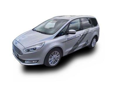 gebraucht Ford Galaxy Titanium 2.0 EcoBlue EU6d-T 7-Sitzer LED Navi Keyl