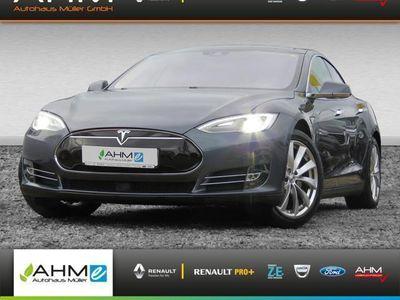 gebraucht Tesla Model S 85 *AUTOPILOT* Doppellader - Glasdach -