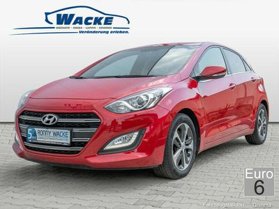 gebraucht Hyundai i30  1.6 GDi Passion. Lim. 5-türig