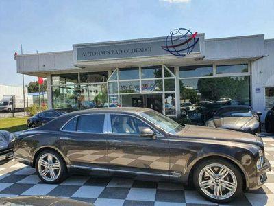 gebraucht Bentley Mulsanne Neu 6.8 *BRD Fahrzeug- Scheckheft*