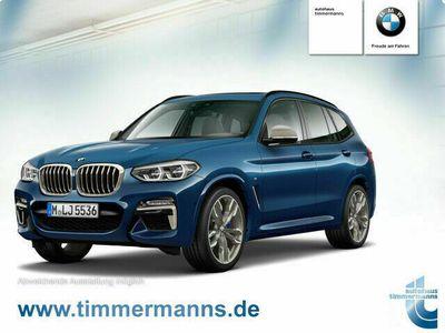 gebraucht BMW X3 X3M40i AT Navi Prof. Sport Aut. Panorama AHK