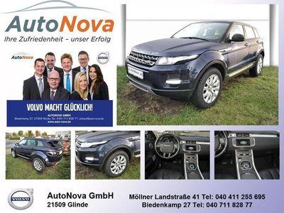 gebraucht Land Rover Range Rover evoque 2.2 SD4 Pure Technik Navi