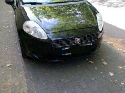 käytetty Fiat Grande Punto 1.4 TÜV BIS 2021 TOP ZUSTAND