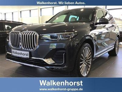 gebraucht BMW X7 xDrive30d Pure Excellence 6-Sitzer Navi Laserlicht