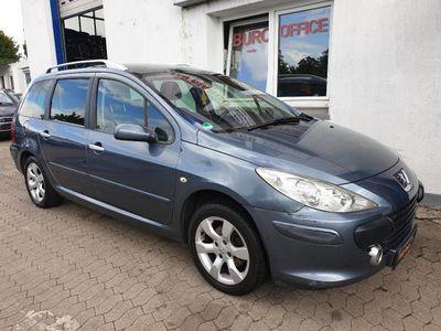 gebraucht Peugeot 307 SW 140 Automatik Premium