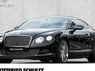 gebraucht Bentley Continental GT W12 // DÜSSELDORF