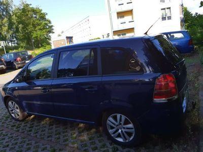 gebraucht Opel Zafira 1.9 CDTI Sport