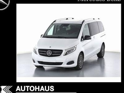 gebraucht Mercedes V250 K EDITION Night DISTRONIC Kamera LED-ILS