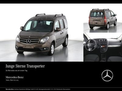 gebraucht Mercedes Citan 111 Tourer **Edition/Klima/Sitzhzg