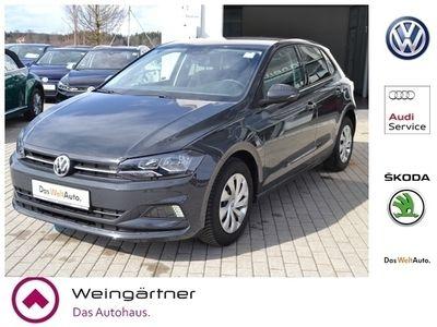 gebraucht VW Polo Comfortline 1.0 Comfortline, PDC, Sitzhzg., Bluetooth, Multilenkrad, Climatronic 5-Gang