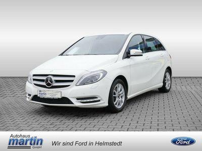 gebraucht Mercedes B180 BE FSE USB KLIMA PTS BI-XENON NAVIGATION