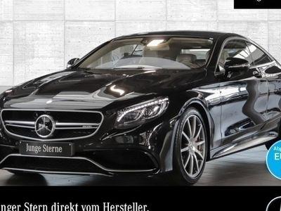 "gebraucht Mercedes S63 AMG AMG Cp. 4M Keramik 20"""" Driversp Distr. Exc"