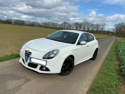 gebraucht Alfa Romeo Giulietta 1.4 TB 16V Distinctive Turismo