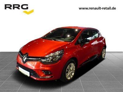 gebraucht Renault Clio IV TCe 75 Limited Ganzjahresreifen+ Sitzhei