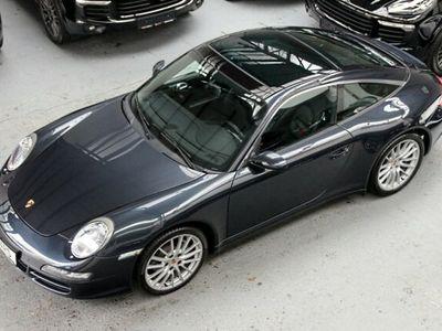 gebraucht Porsche 911 Targa 4 997 Raffleder BOSE Sportabgasanlage