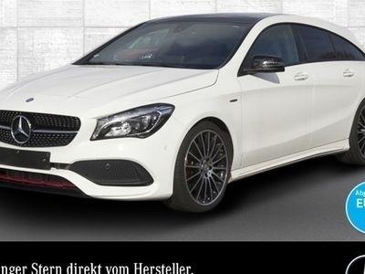 gebraucht Mercedes CLA250 Shooting Brake 4Matic AMG Line