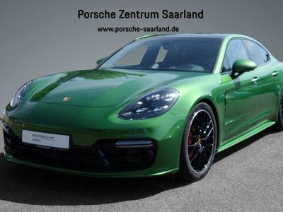 gebraucht Porsche Panamera GTS Burmest.Standh.Sportdesign