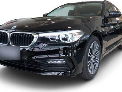 gebraucht BMW 540 540xDrive SportLine TouringNavProf ParkAss rückfahrkamera 4ZonenKlima Sitzheizung