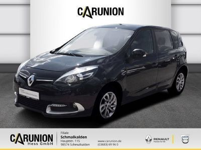 gebraucht Renault Scénic LIMITED Deluxe dci 110