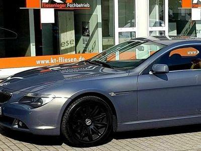 gebraucht BMW 630 Ein schöner gepflegter i Coupé als Sportwagen/Coupé in Philippsburg