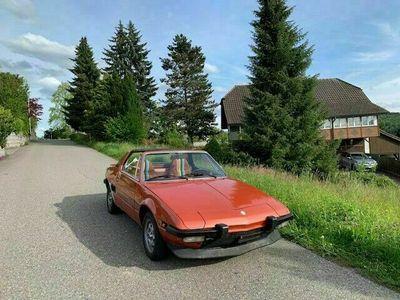 gebraucht Fiat X 1/9 1300 Exklusiv Serie -