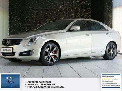 gebraucht Cadillac ATS 2.0 T Luxury Autom. Standheizung.Serviseheft