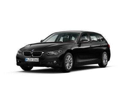 gebraucht BMW 320 d Touring LED Navi Keyless Fernlichtass. El. Heckk