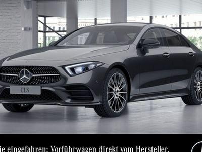 gebraucht Mercedes CLS450 Cp. 4M AMG WideScreen Multibeam Burmester