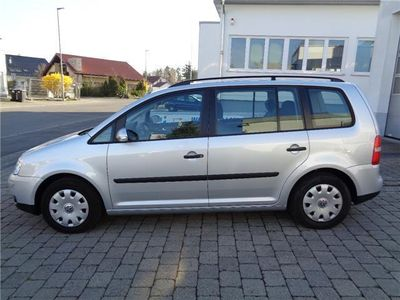 gebraucht VW Touran 1.6 FSI