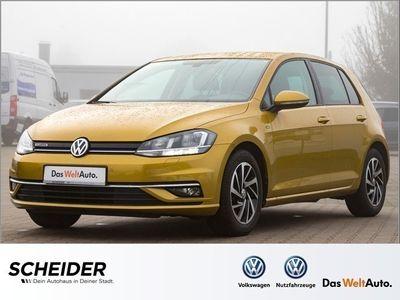 gebraucht VW Golf VII 1.5 TSI EU6 D-Temp Join Navi PDC Sitzhzg.