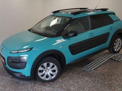 gebraucht Citroën C4 Cactus e-THP 110 Klima Navi SHZ Pano Kamera