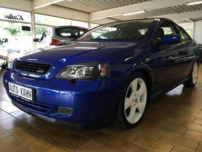 gebraucht Opel Astra 2.2 16V Irmscher Coupe Linea Blu,Top Zusta